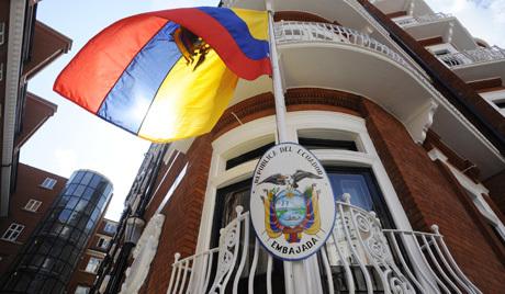 """У кабинету еквадорског амбасадора у Лондону пронађена """"бубица"""""""