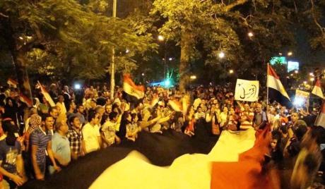 Мурси позива на оснивање коалиционе владе
