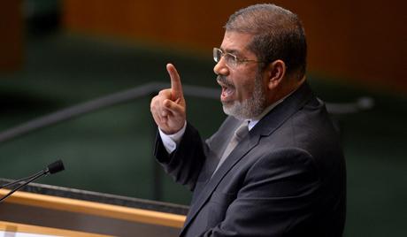 Мохамед Мурси у кућном притвору