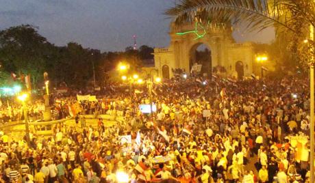 Египат: затворени ТВ канали блиски председнику Мурсију