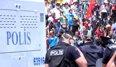 Потпредседник Турске за све оптужује Јевреје