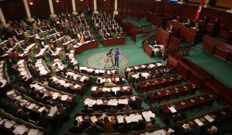 У Тунису скупљају потписе за распуштање парламента