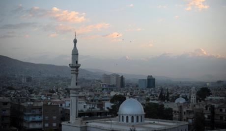 """Дамаск: Пад режима """"Муслиманске браће"""" – историјски догађај"""