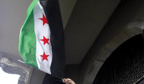 Национална коалиција сиријске опозиције изабрала новог председника