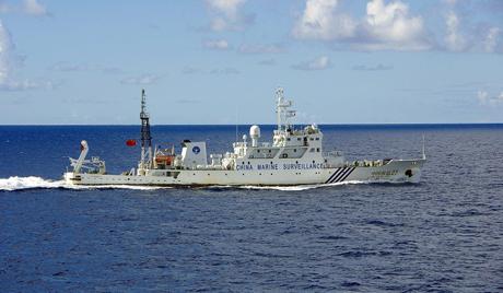 Бродови поморске полиције Кине ушли у зону спорних острва