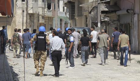 Састанак чланова СБ УН са сиријском опозицијом биће одржан у Њујорку