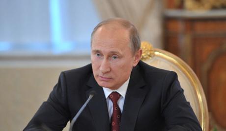 Путин стигао у Кијев