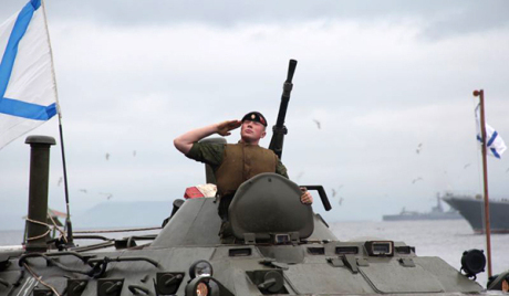 Путин честитао морнарима Дан флоте