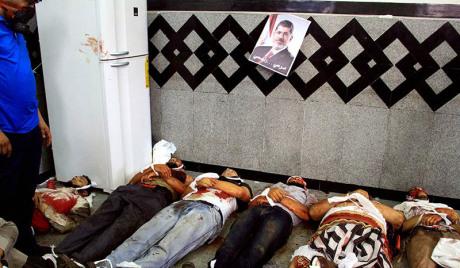 СБ УН о важности прекида насиља у Египту