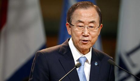 Сирија ће бити основна тема састанка Бан Ки Муна ''на пољу'' самита G20