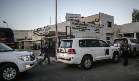 Резултати истраге у Сирији ће бити познати до краја недеље