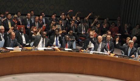 Сирија спремна да поштује Конвенцију о забрани хемијског оружја