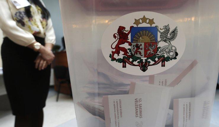 Владајућа странка Летоније води на парламентарним изборима