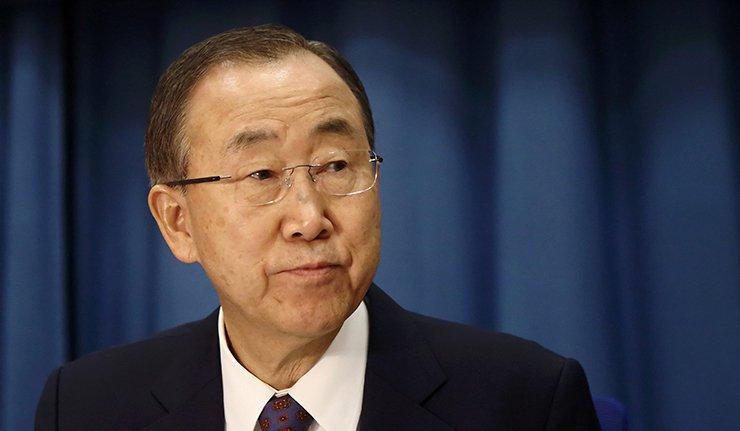 Генерални секретар УН осудио изборе у Новорусији