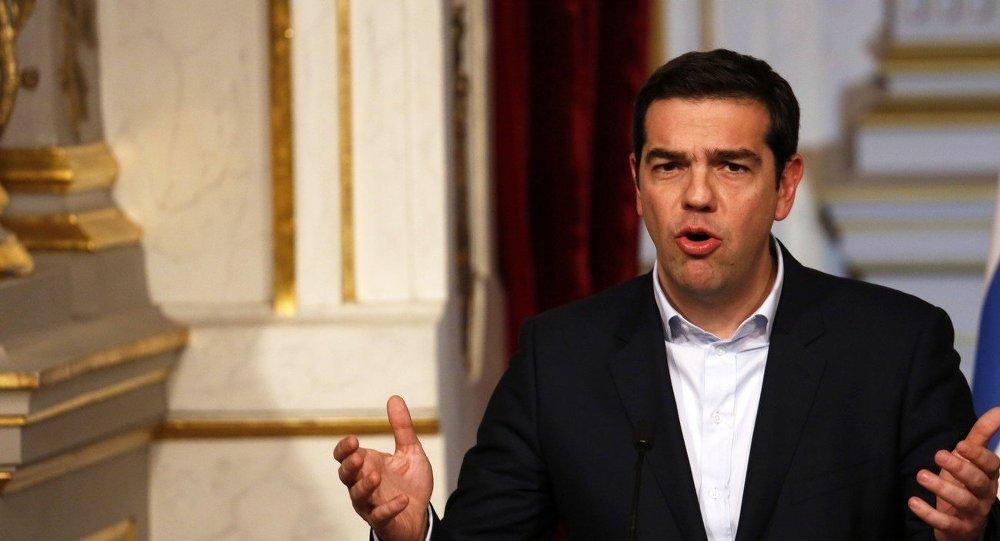 Ципрас: Грчка не подржава санкције против Русије