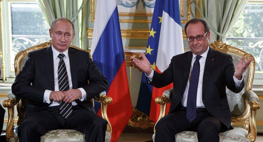 Оланд позвао Путина на климатску конференцију у Паризу