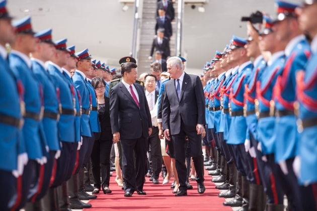 Србија и Кина потписале 22 споразума