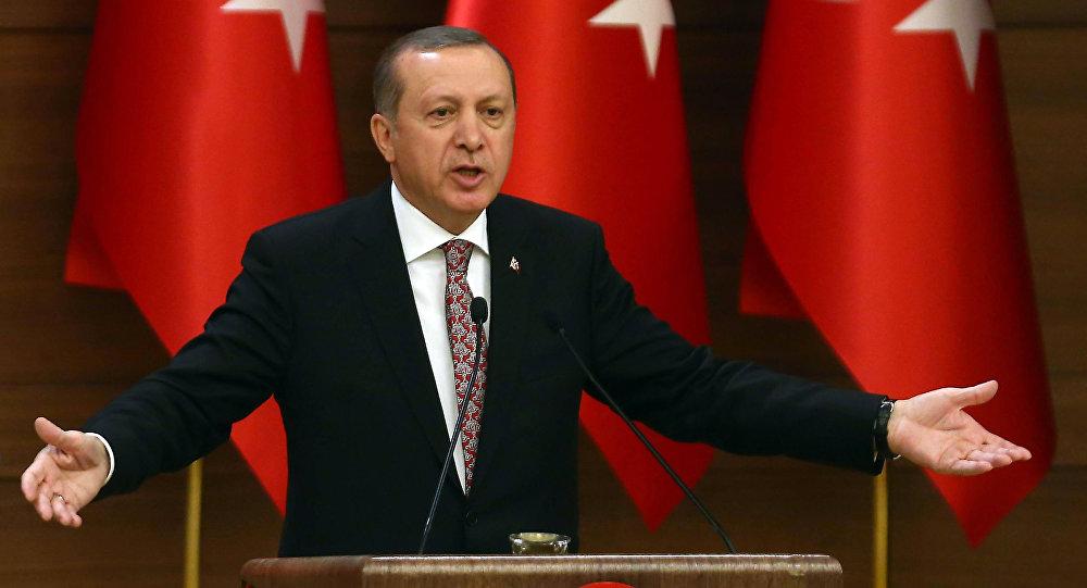 Ердоган поручио да ЕУ и САД гледају своја посла