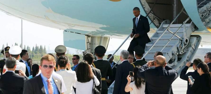 """Кинески протокол Обаминој помоћници: """"Ово је наша земља, ово је наш аеродром!"""""""