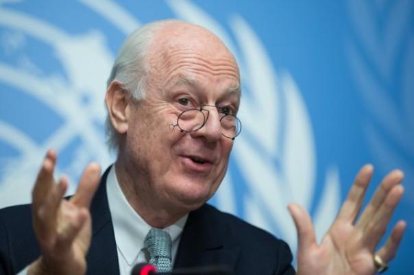 Де Мистура: Договор о примирју у Сирији  ће допринети обнови политичког дијалога