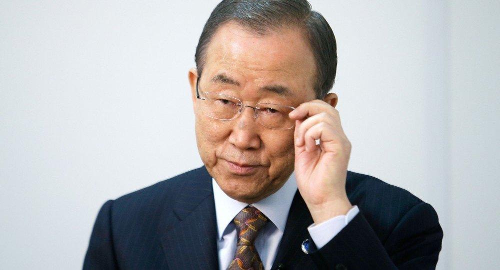 Бан Ки Мун позвао на обнављање преговора о Сирији