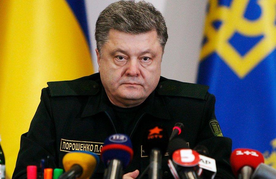 Порошенко: Заштити Украјине од руске агресије