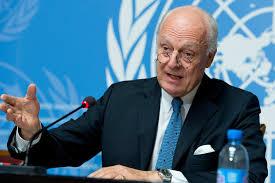 Мистура предложио странама у Сирији да решавање поштовања примирја препусте платформи у Астани