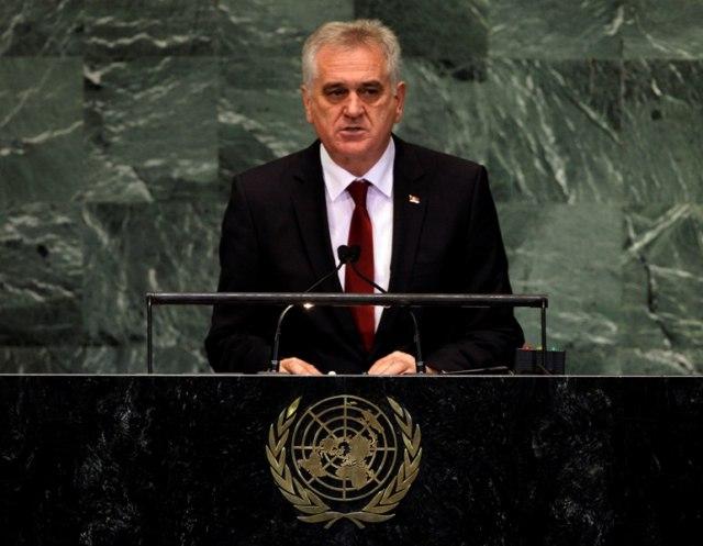 Николић: Србија неће признати Косово шта год да нам се нуди заузврат и каквим год притисцима били изложени