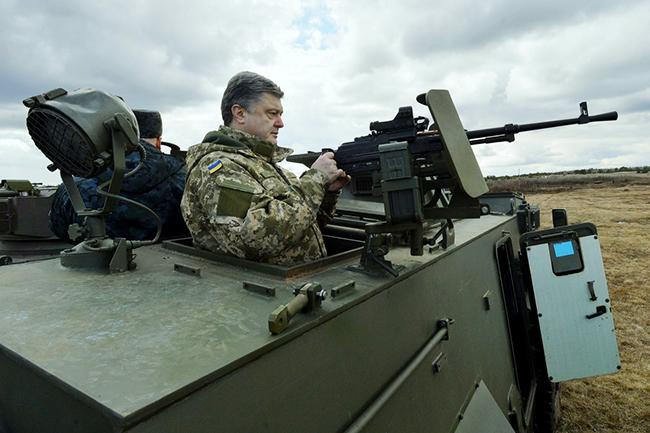 Порошенко: Кијев изгубио последњу сферу утицаја на територију Донбаса