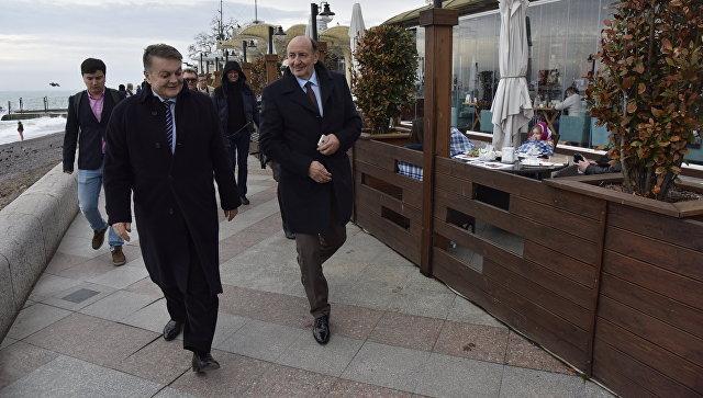 Србски посланици: Срећни смо што се налазимо на руском Криму