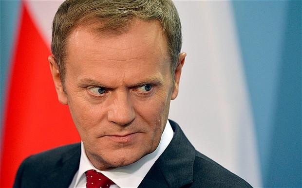 Туска оптужили сарађује са Путином