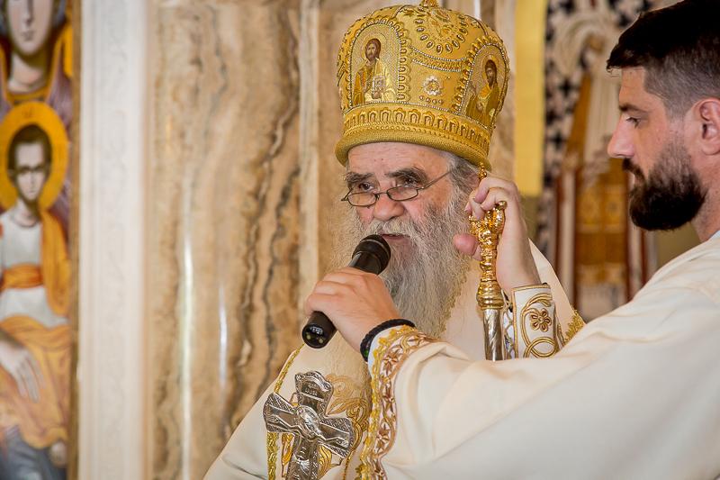 Митрополит Амфилохије: Покушај новог претварања Свете Софије цариградске у џамију је безумље