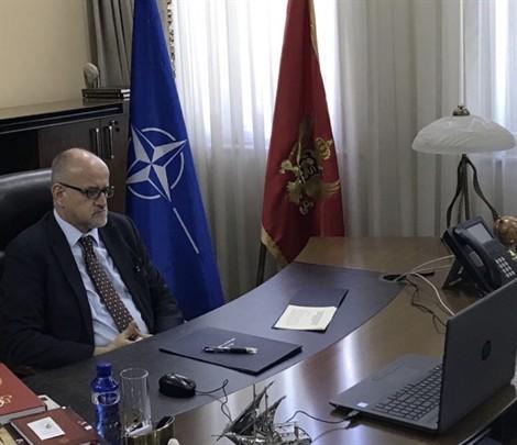 Podgorica: Navikli smo na uobičajene jadikovke nad sudbinom kninskih Srba upravo