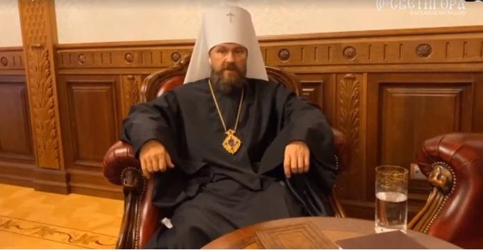 Интернет литију предводи митрополит волоколамски Иларион
