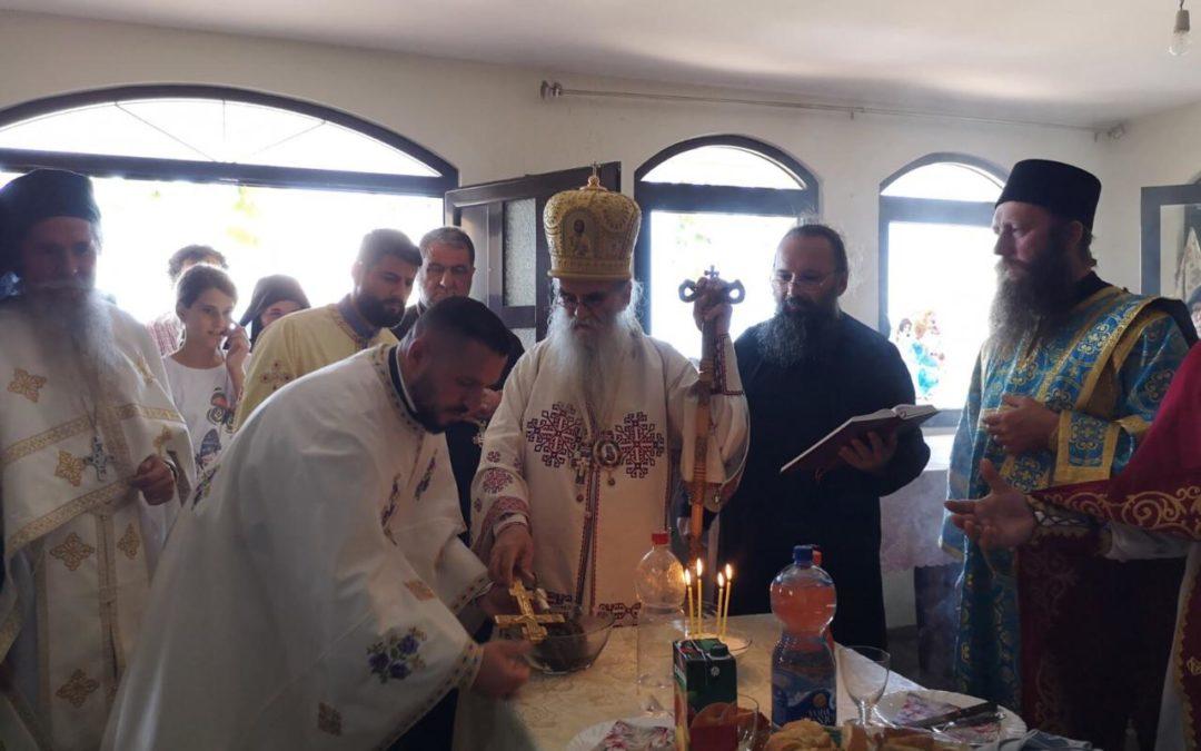 Митрополит Амфилохије богослужио у манастиру Војнић у Паштровићима