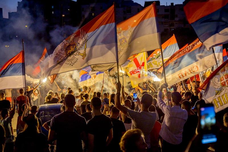 """Кривичне против пет свештеника и и лидера коалиције """"За будућност Црне Горе"""""""