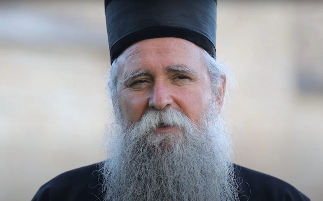 Владика Јоаникије позива на изборе: Не бојте се – нека се боје они који су ударили на Бога и на мученичку Цркву Његову
