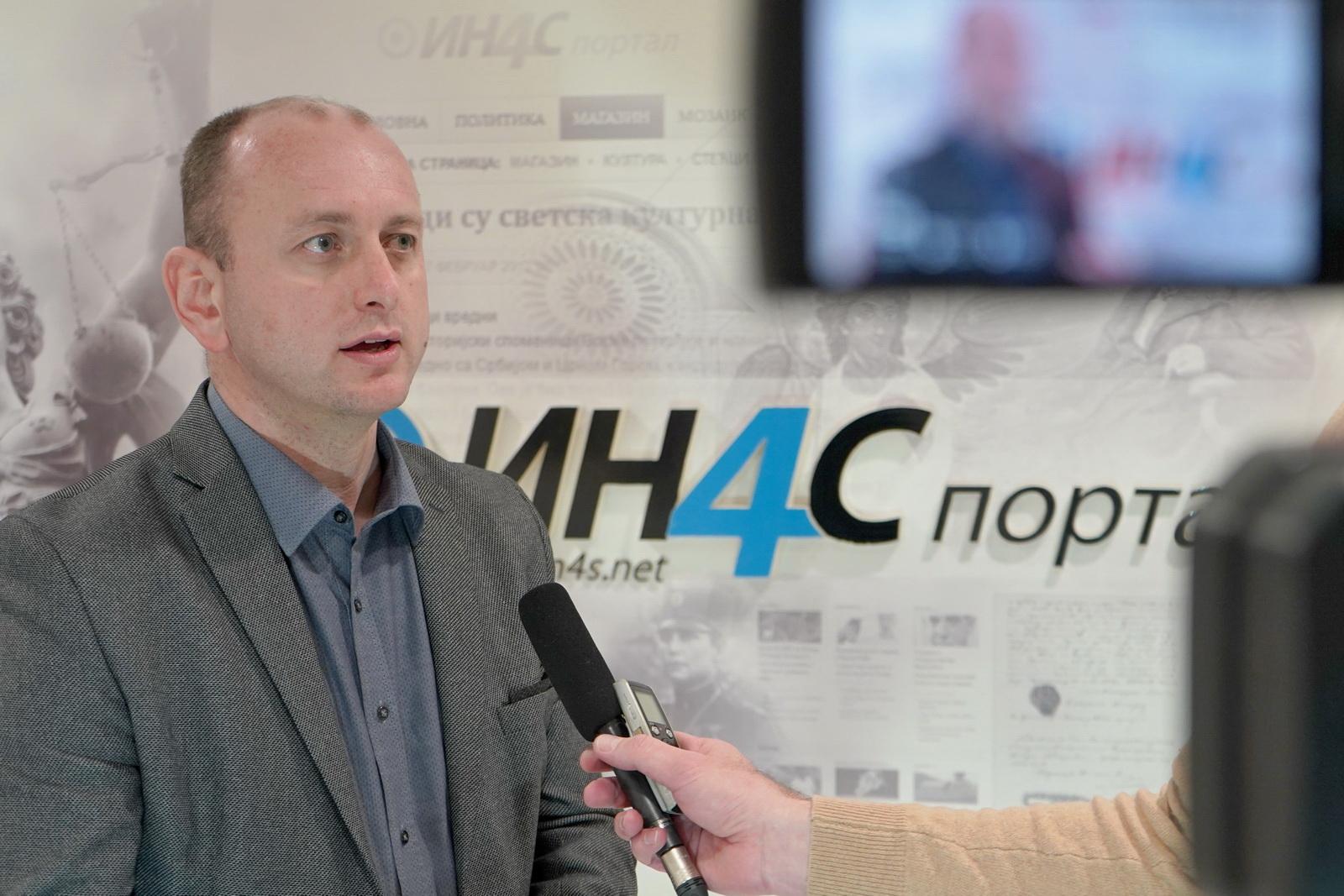 Кнежевић: Треба да развијамо најбоље могуће односе и са Србијом, и са Руском Федерацијом