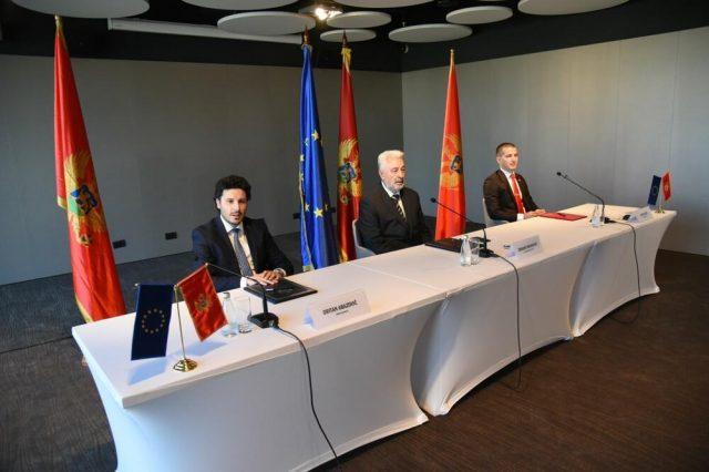 Развлашћивање ДПС, довести државу у закон, процес обарања структуре… Реакције на споразум три коалициона лидера нове власти у Црној Гори