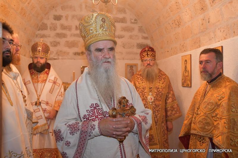 Митрополит Амфилохије: Краљ Александар је обновио срушену цркву на Ловћену, коју су касније поново срушили брозоморци