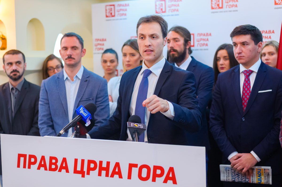 Милачић: Позивам Ђукановића да буде напокон зрео човек, да дâ мандат ономе кога је изабрао народ