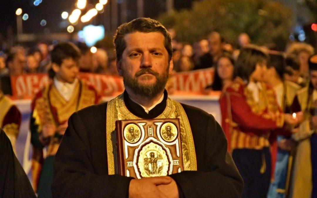 Отац Гојко Перовић: Црква нема интереса ни план да саставља Владу