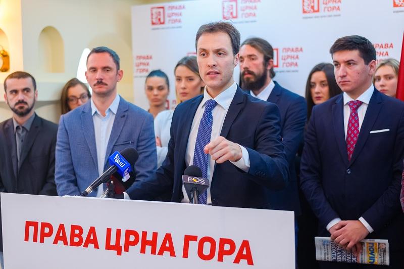 Milačić: Verujem da će prva vlada slobodne Crne Gore biti formirana već u oktobru