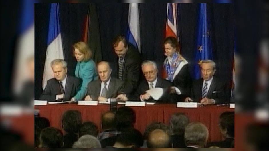 """""""Хрватска сматра да је време за ревизију Дејтонског споразума"""""""
