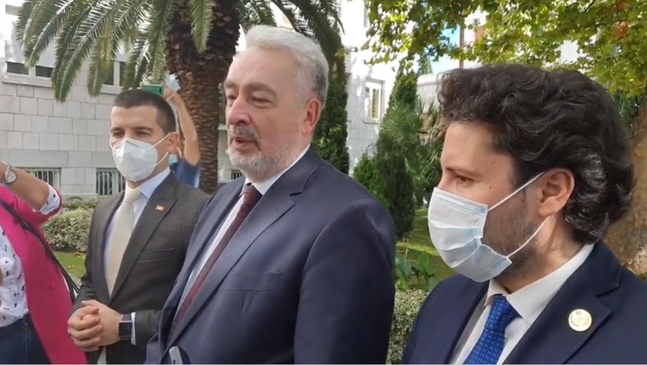 """""""Председик Црне Горе прихватио реалност"""""""