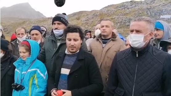 Абазовић: Грађани Црне Горе ће бранити Црну Гору на сваком мјесту
