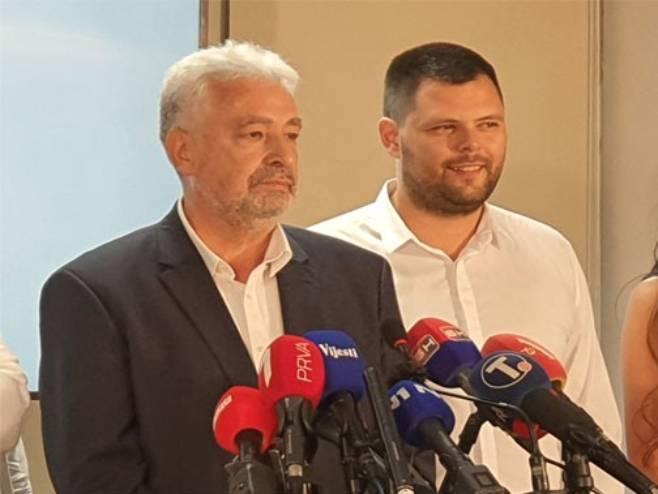 Кривокапић од партија тражио имена кандидата за министре