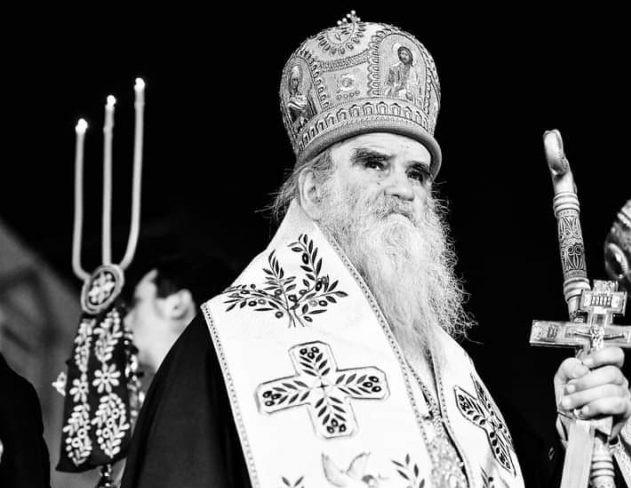 Сахрана Митрополита Амфилохија: Заупокојену литургију и опијело служиће Патријарх србски Иринеј