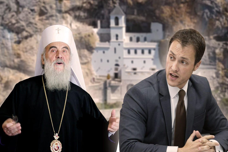 Отворено писмо Марка Милачића патријарху Иринеју