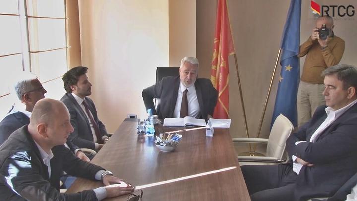 Медојевић: Кривокапић је слаб и колебљив лидер